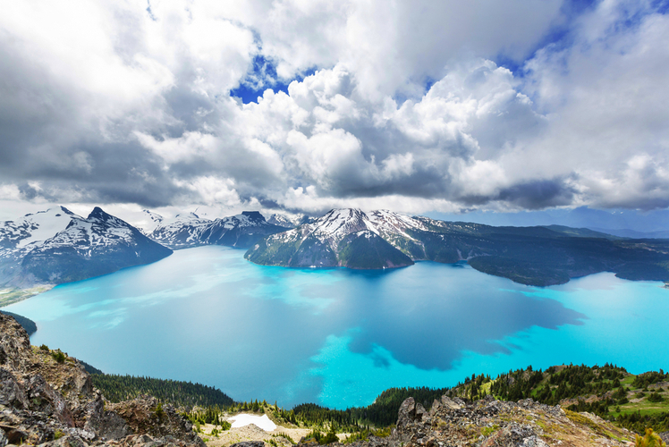 Canada-Garibaldi Lake