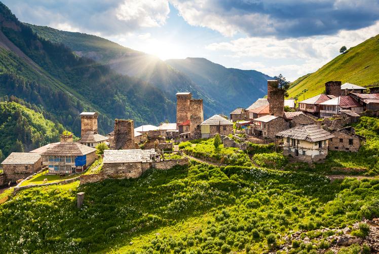 Georgia-Europe