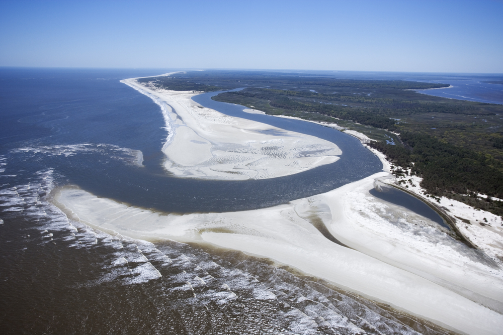 United States Coastal Georgia