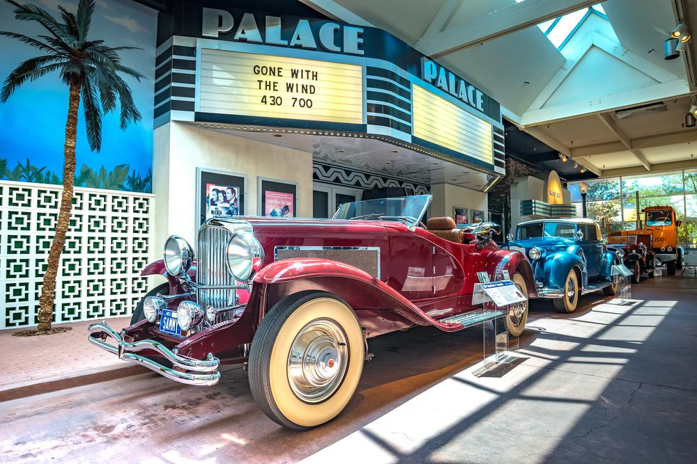 Reno National Automobile Museum