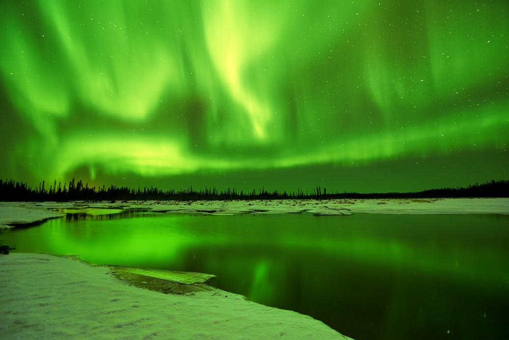 Aurora Borealis, Fairbanks, Alaska