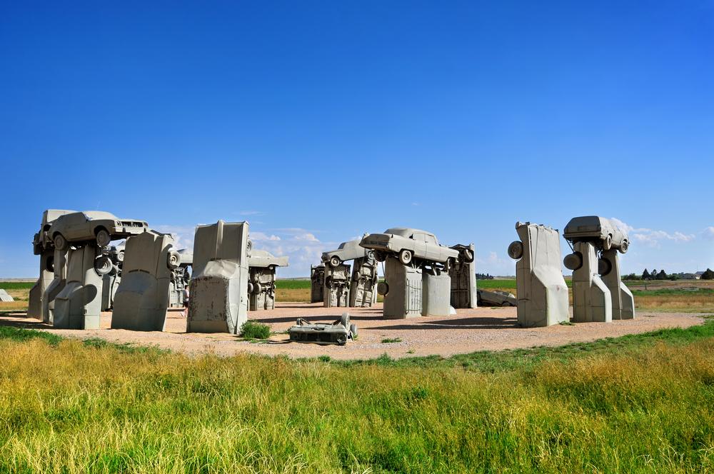 Car Art Reserve, Nebraska