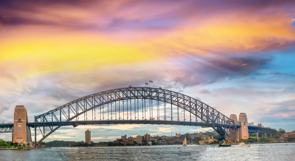 Climb Sydney Harbour Bridge, Australia