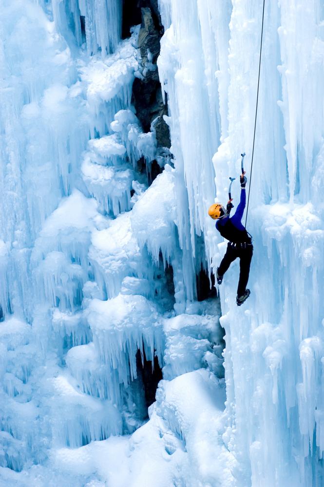 Climb Up Ice, United States