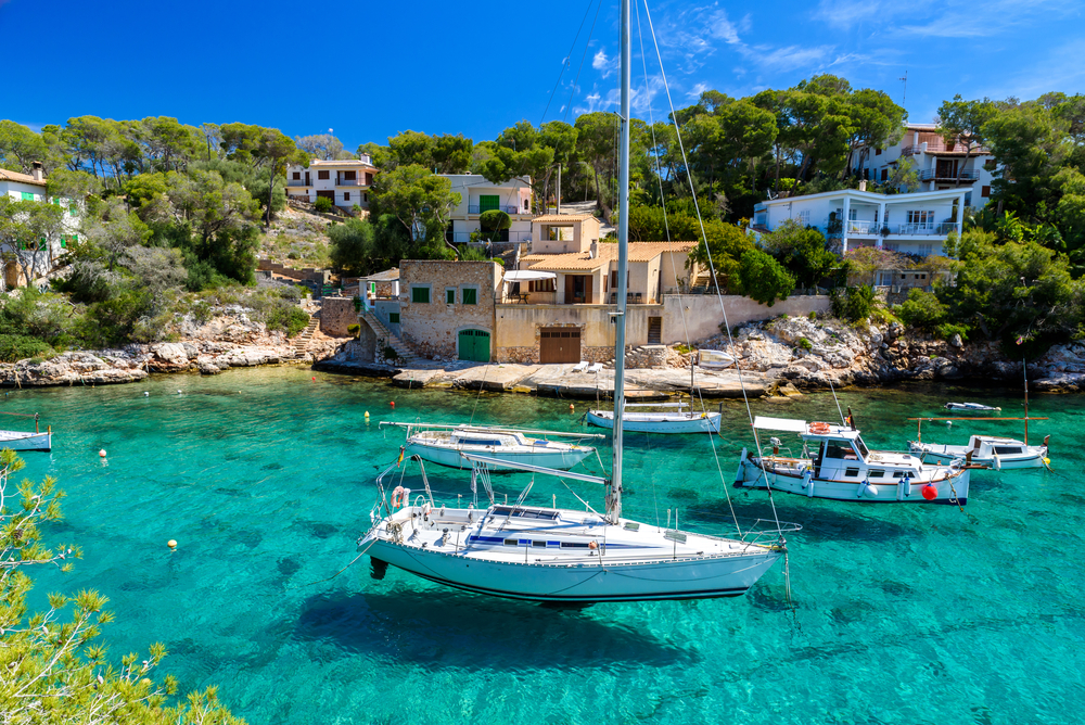 Drive From Coast to Coast in Mallorca