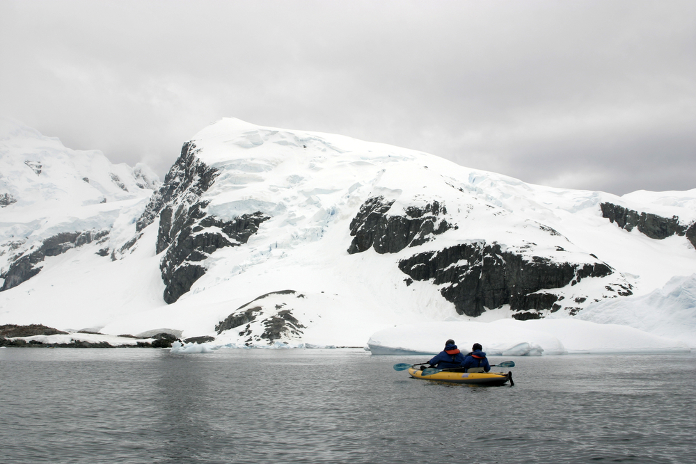 Go Sea Kayaking, Antarctica