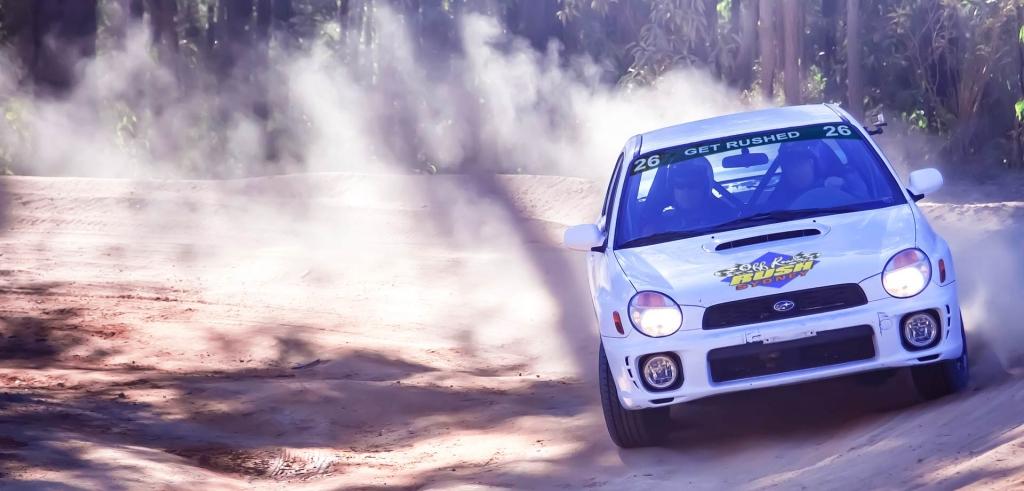 Rally Drive, Sydney