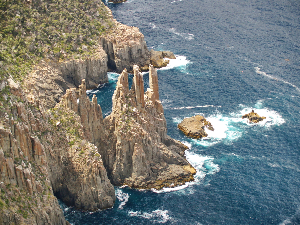 The Pillars, Tasmania