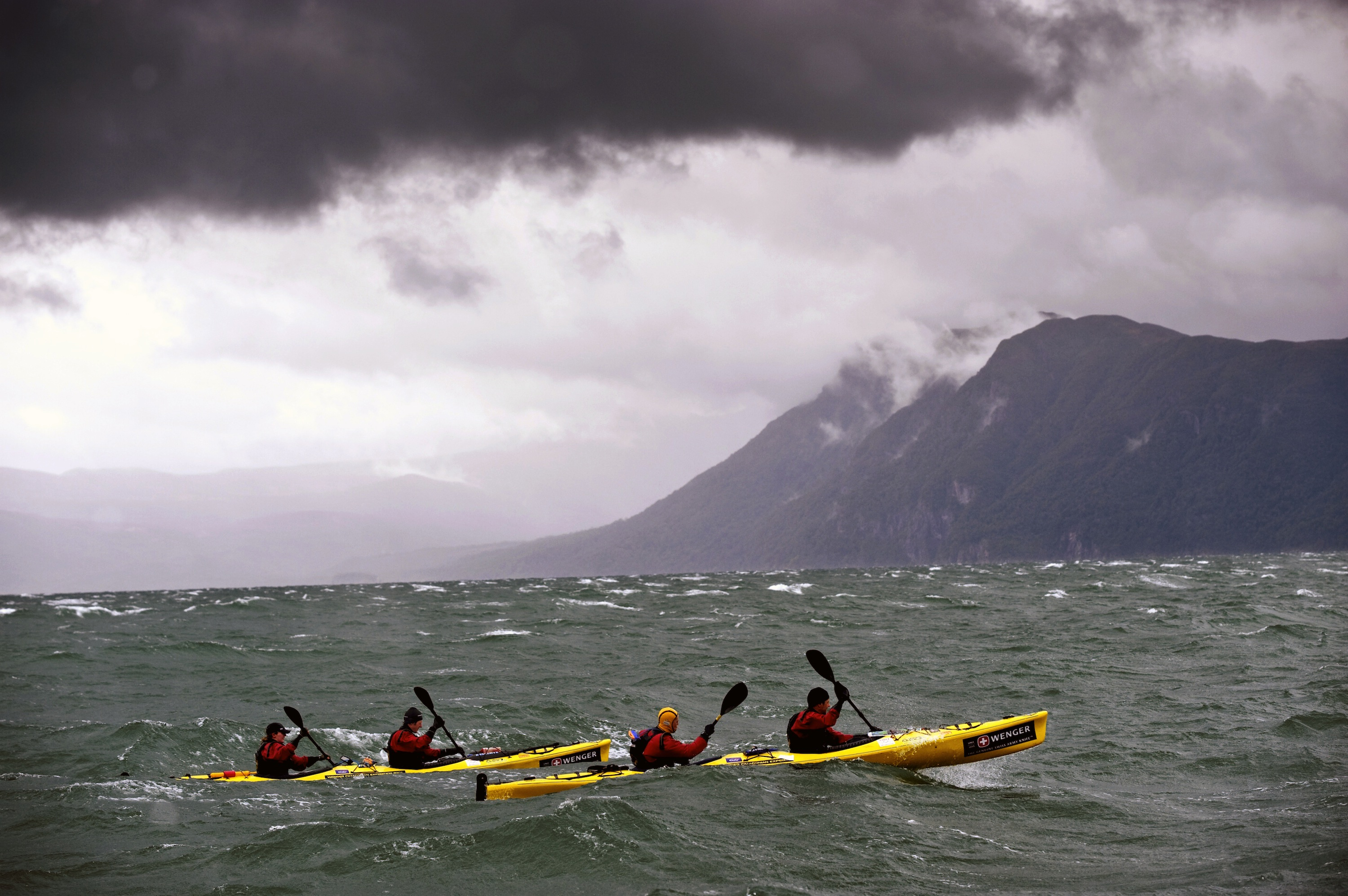 Patagonian Expedition Race