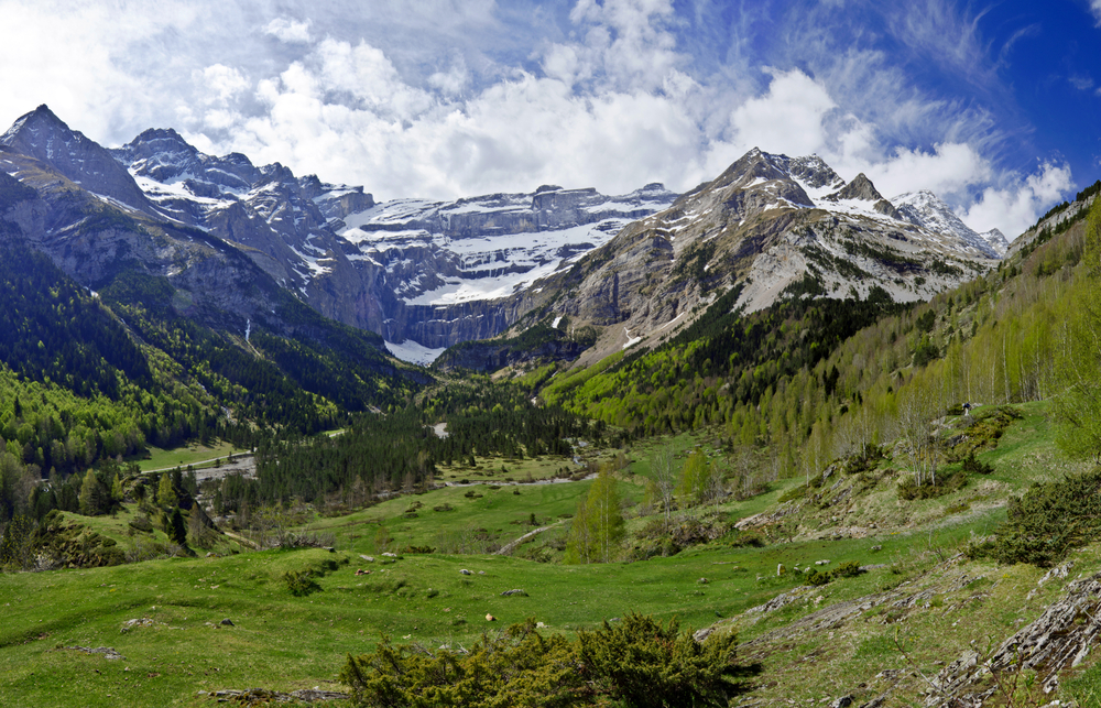 The Pyrenees National Park, France