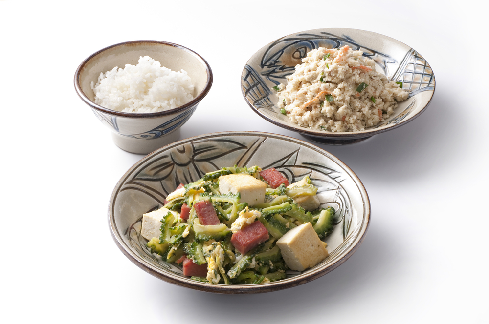 Try Okinawa's Traditional Cuisine