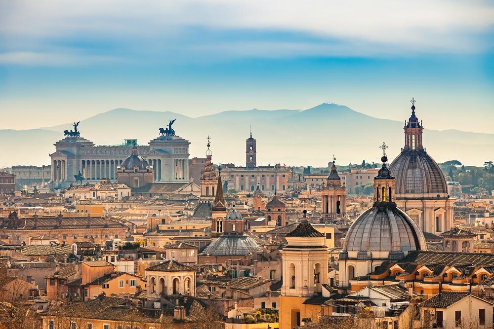 Celebrate Rome's April birthday