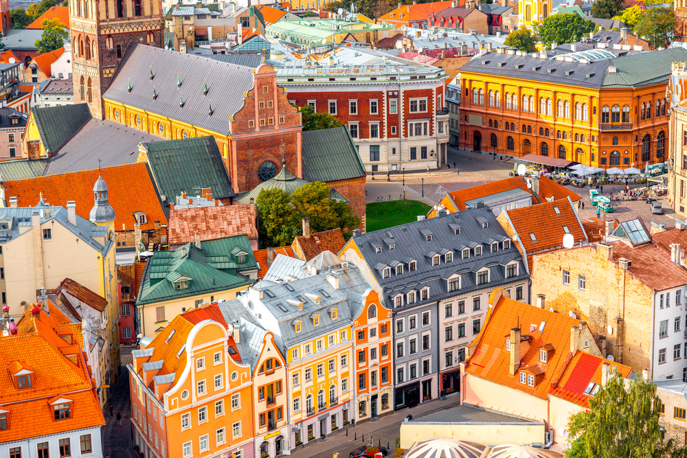 Explore the modern culture of Latvia
