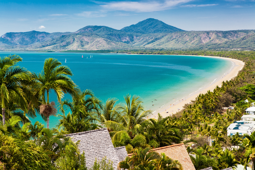The Great Barrier Reef Drive- Cairns to Cape Tribulation