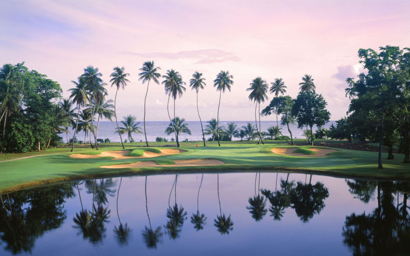 'Luxury on the Links' at Dorado Beach in Puerto Rico