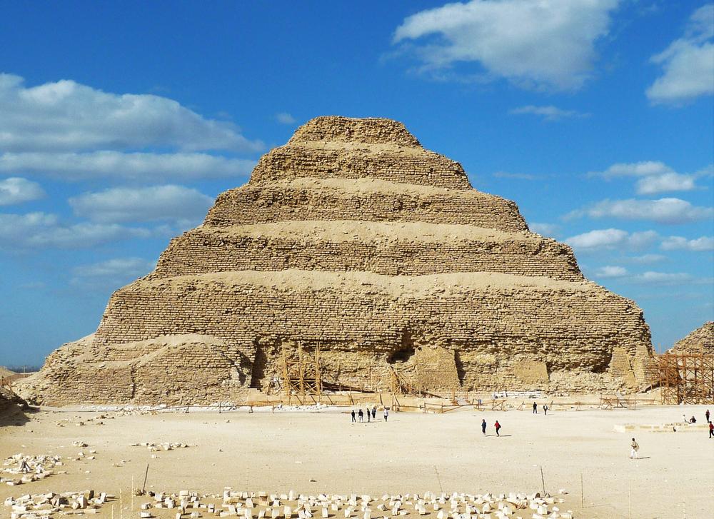 Alternative Pyramids