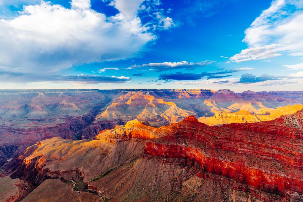 Bike Around the Rim of the Grand Canyon