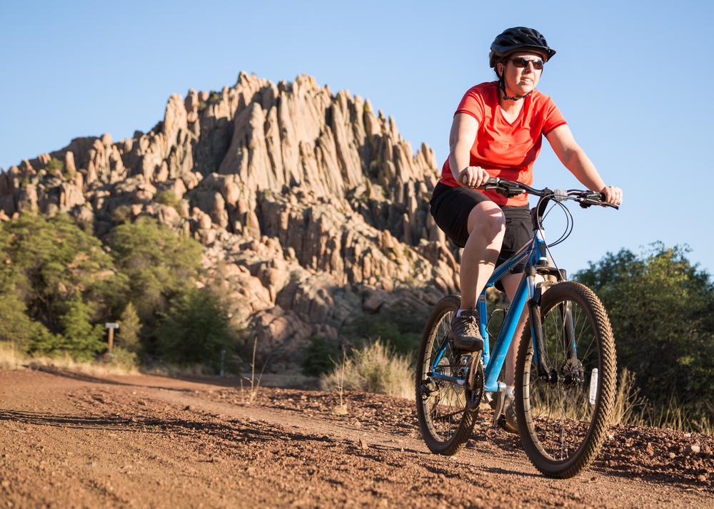Go Mountain Biking in Prescott
