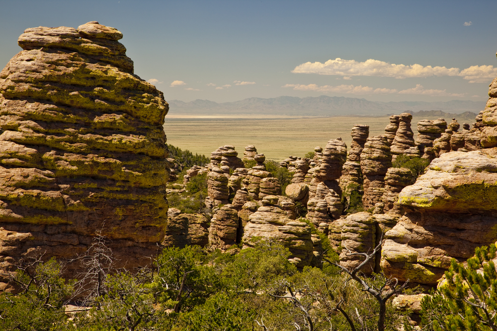 Hike the Chiricahua National Monument