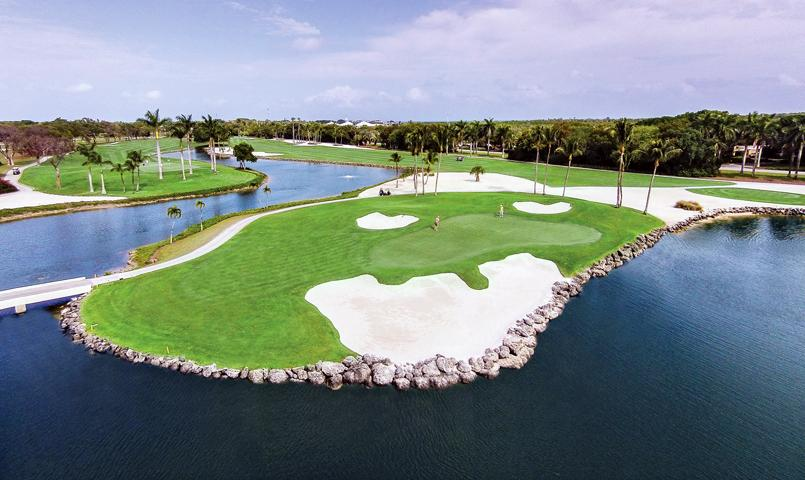 Reef Club Golf Course, Grand Bahamas