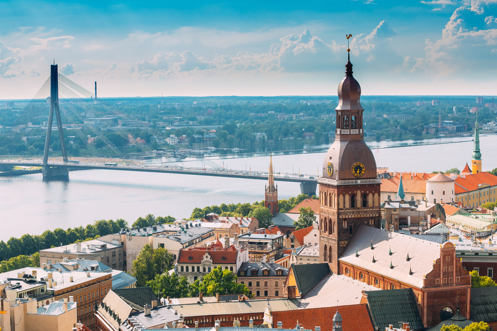 Take a walk through History in Riga