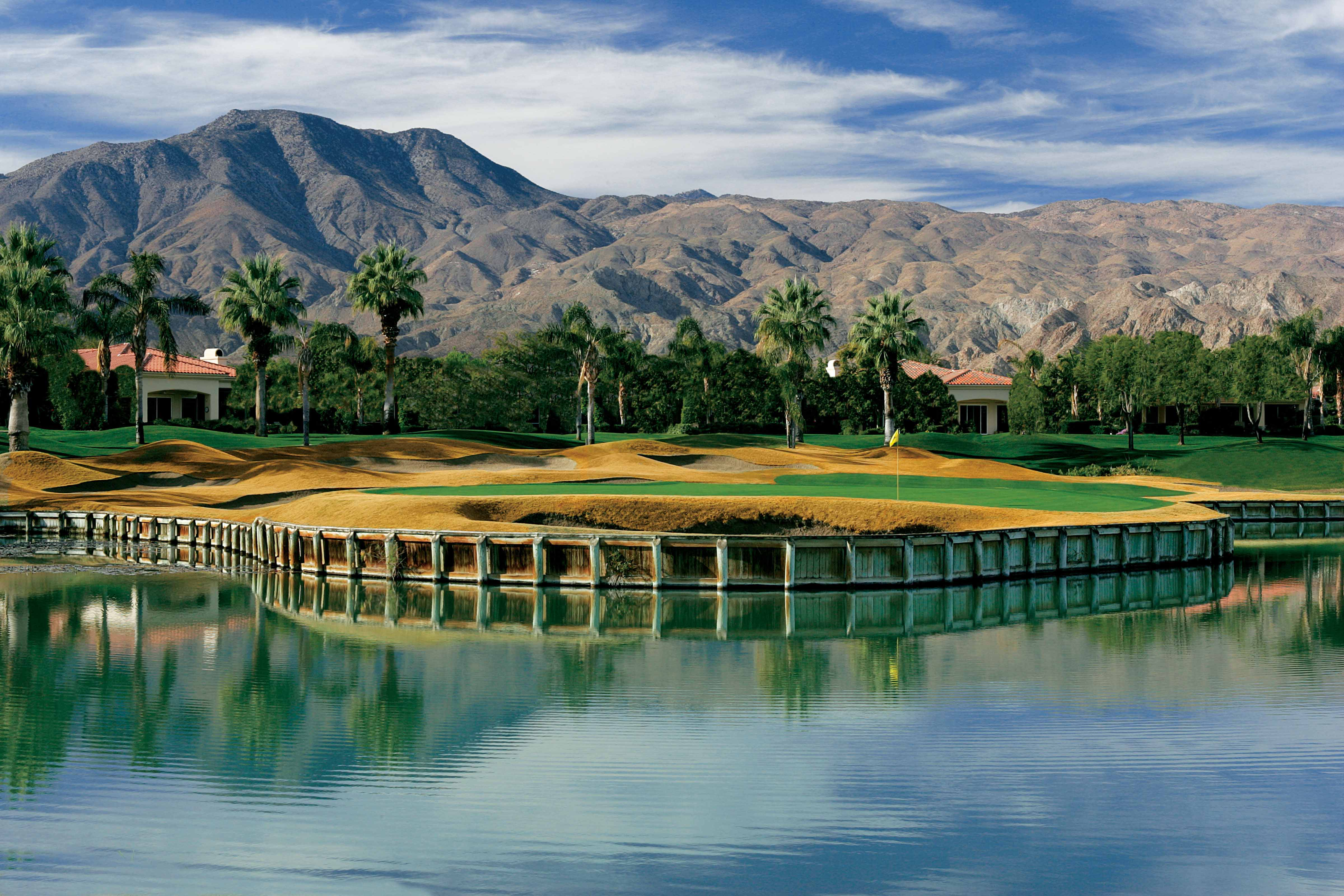 The Western Home of Golf in America- 'Unlimited Golf' at La Quinta Resort and Spa