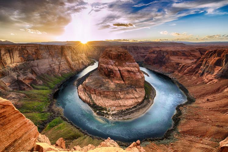 Grand Canyon – Skywalk Platform