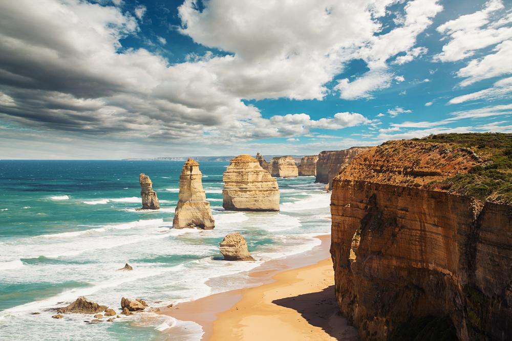 isit the Twelve Apostles on Great Ocean Road