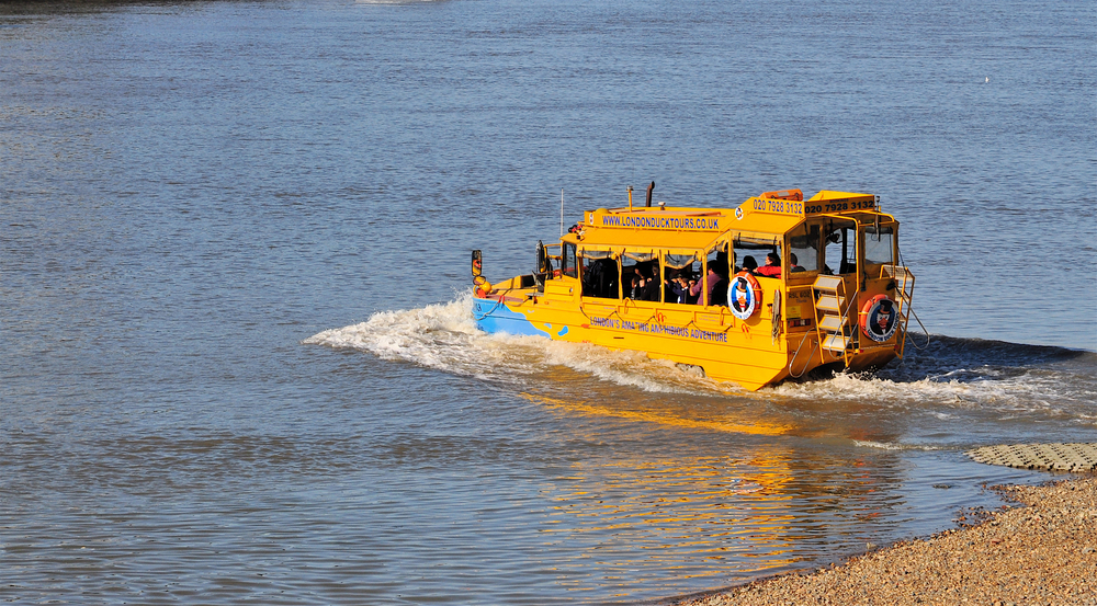 #11 Thames Cruise