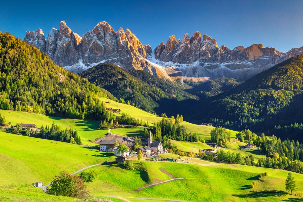 #4 Italian Dolomites
