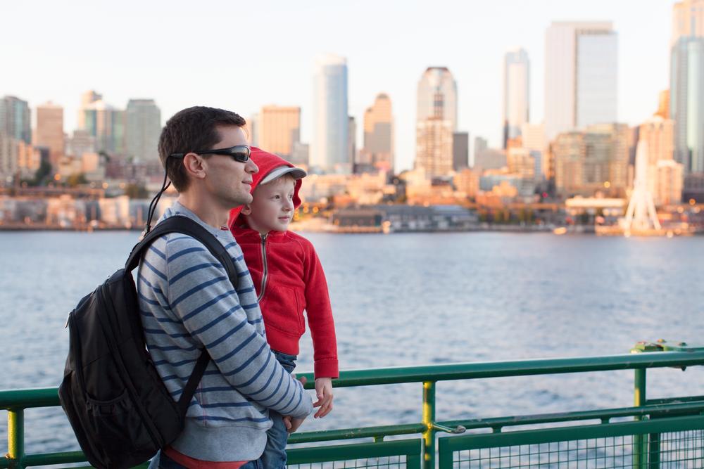 #5 Washington State Ferry