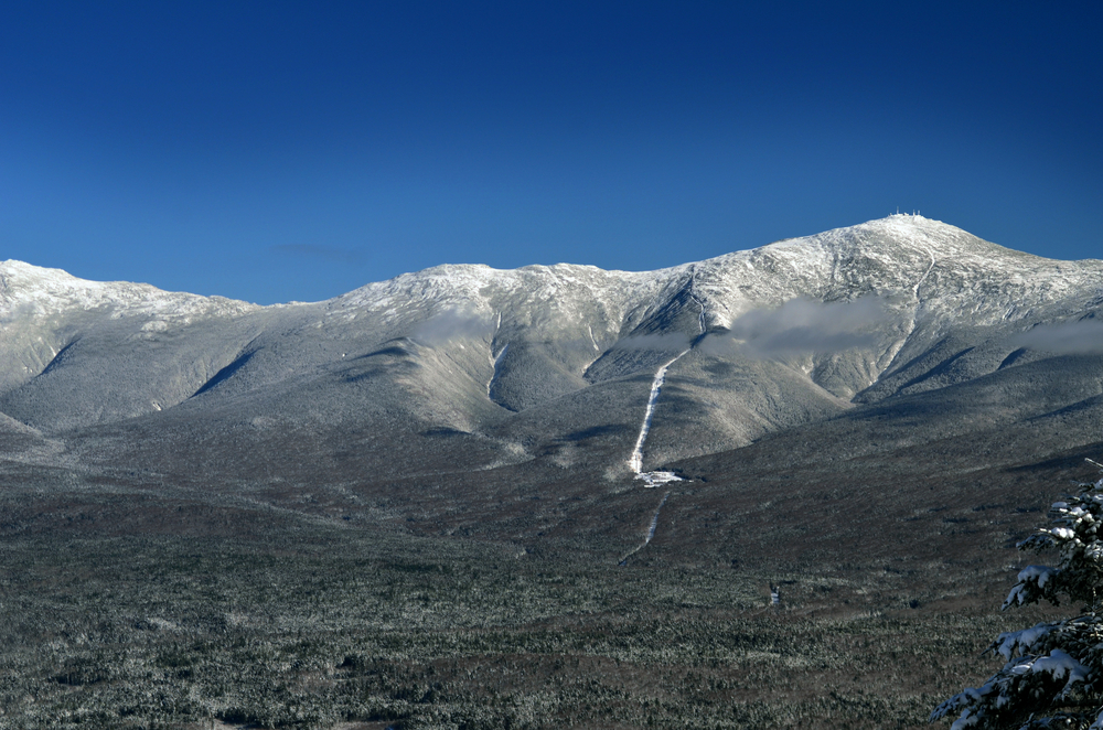 #6 Mount Washington, New Hampshire