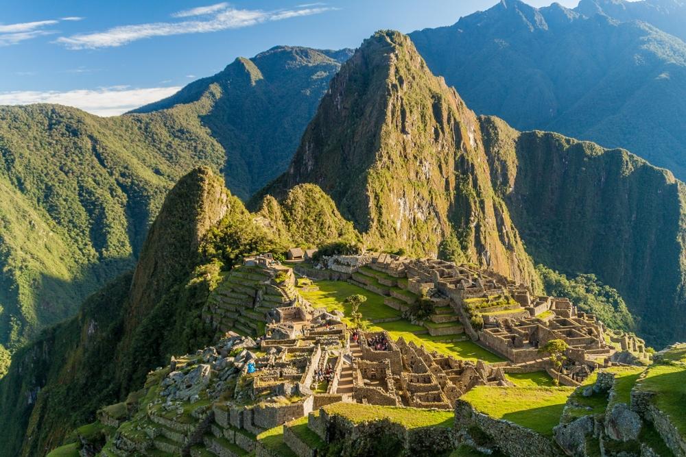 #7 Wayna Picchu, Peru