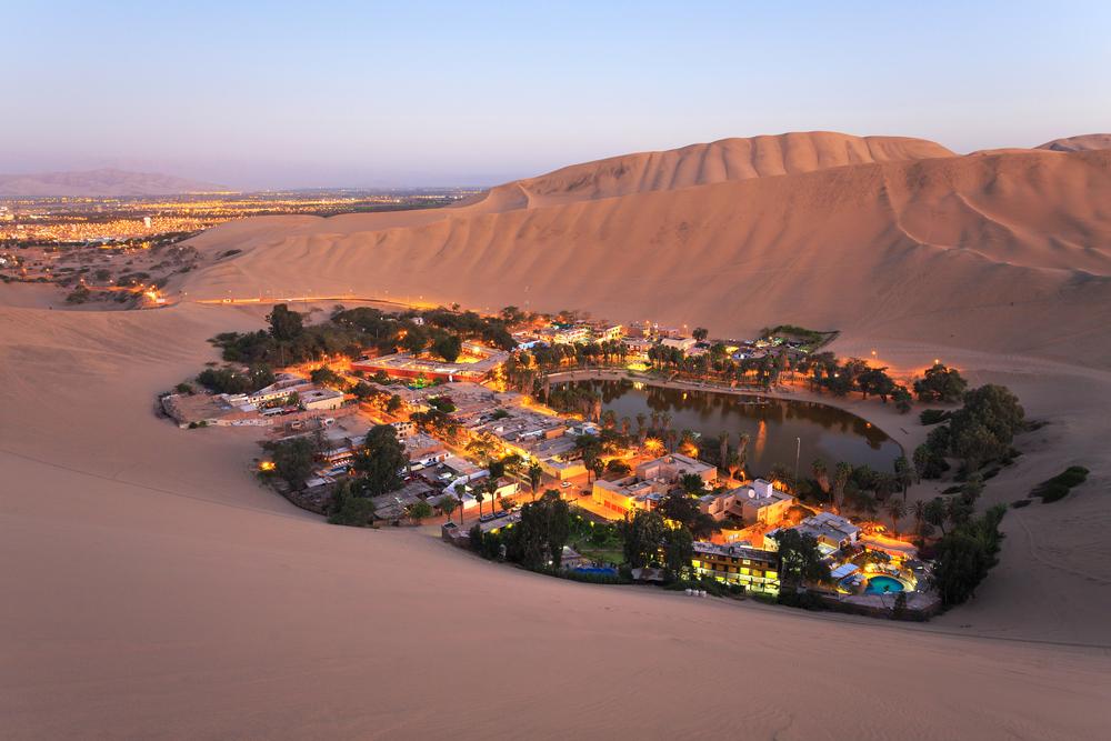 #1 Peru