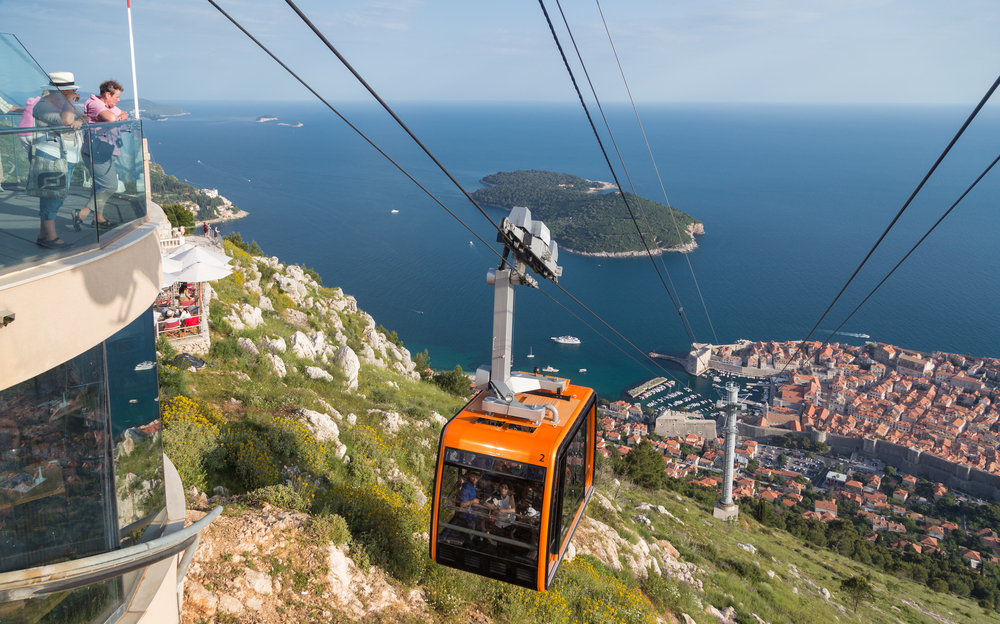 #1 Srd Hill, Dubrovnik, Croatia