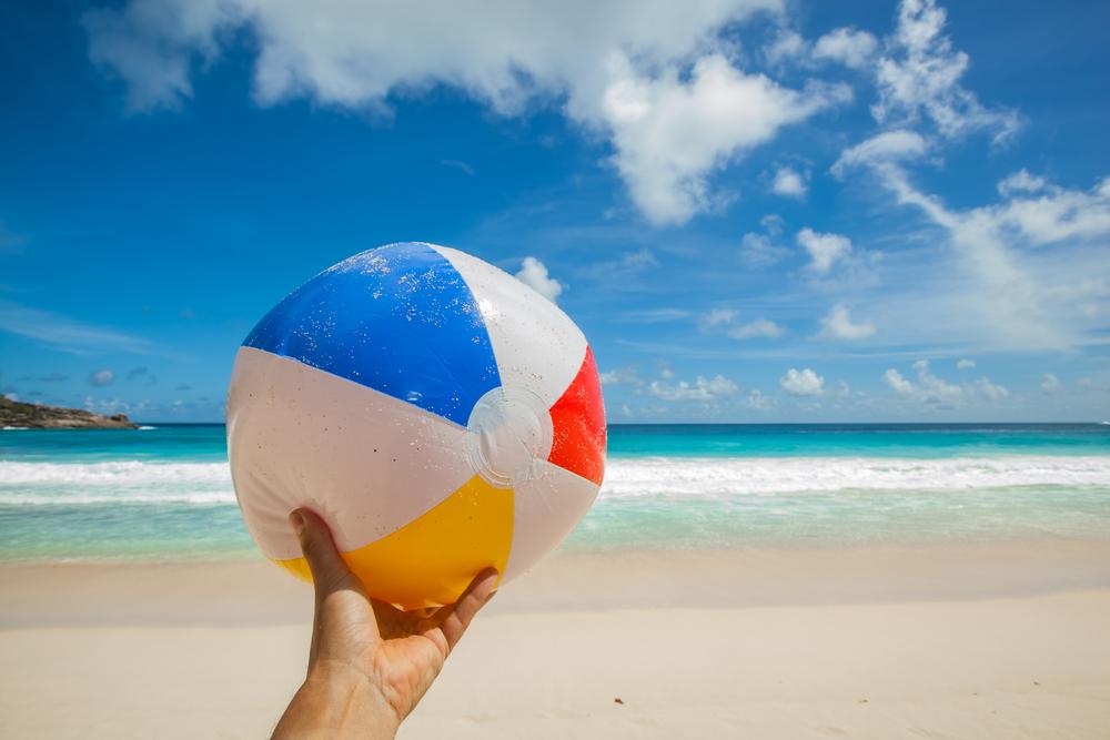 #10 Beach Bowling