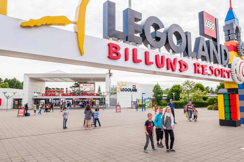 #11 Legoland, Denmark