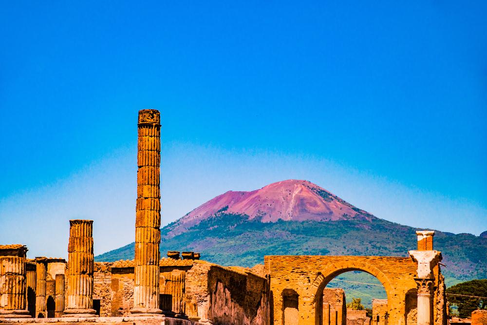 #11 Pompeii, Italy