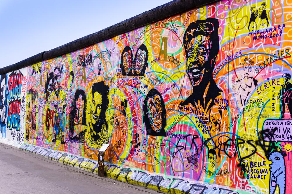 #2 Berlin Wall