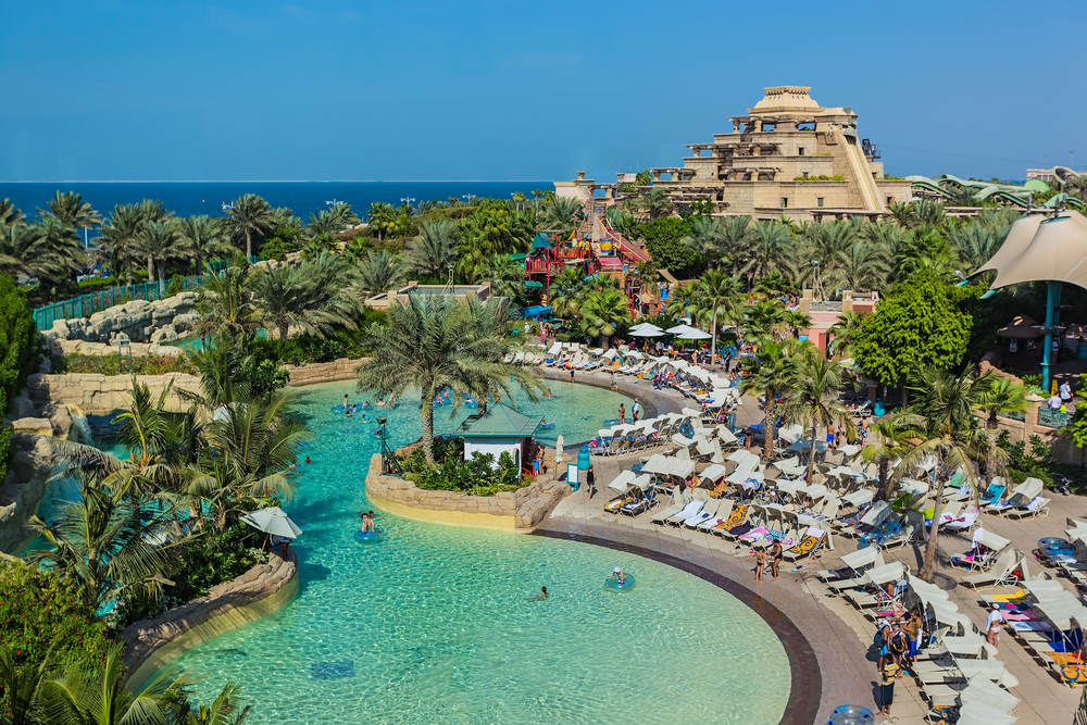 #3 Aquaventure Waterpark, Dubai