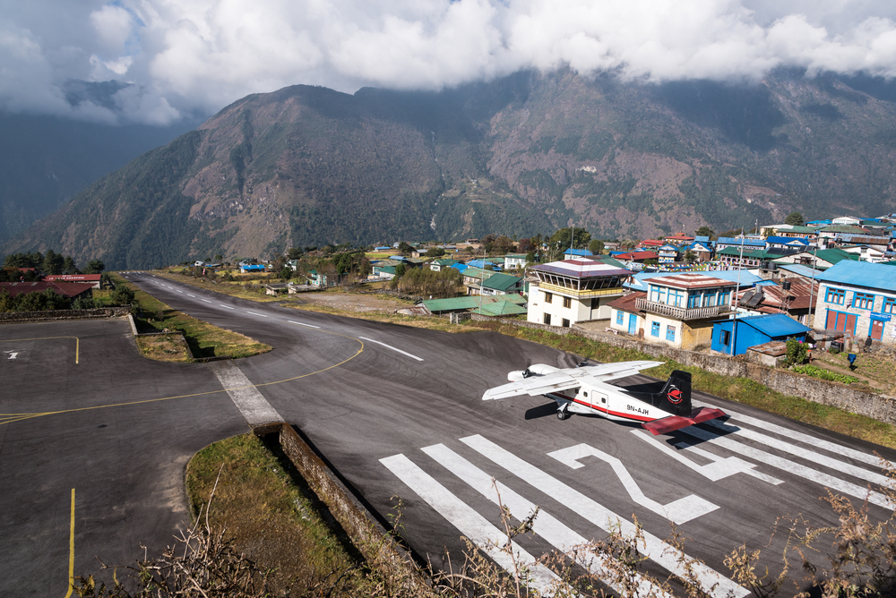 #4 Lukla Airport, Nepal