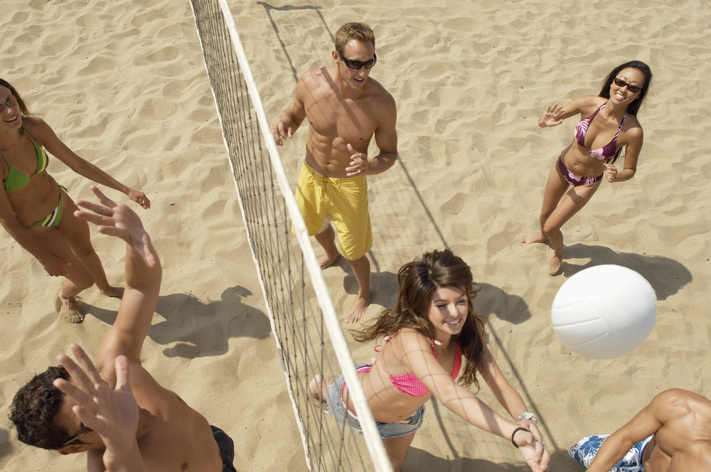 #5 Beach Volleyball