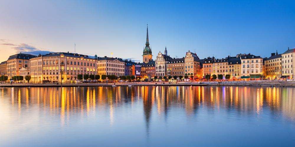 #6 Stockholm, Sweden