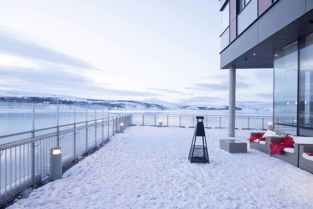 #8 Kirkenes Snow Hotel, Norway