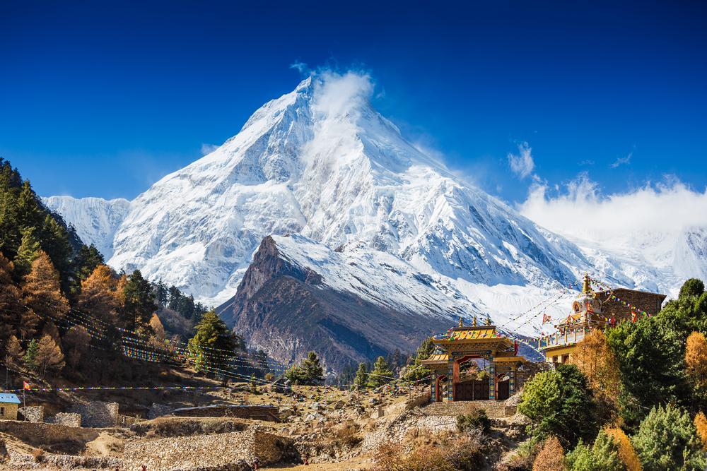 #8 Nepal