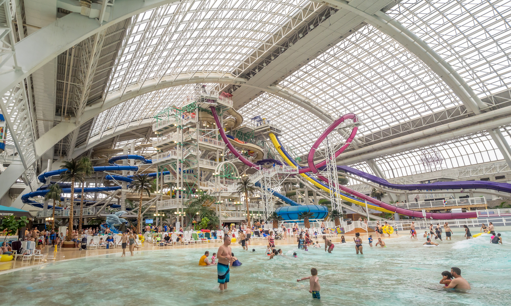#8 World Waterpark, Canada