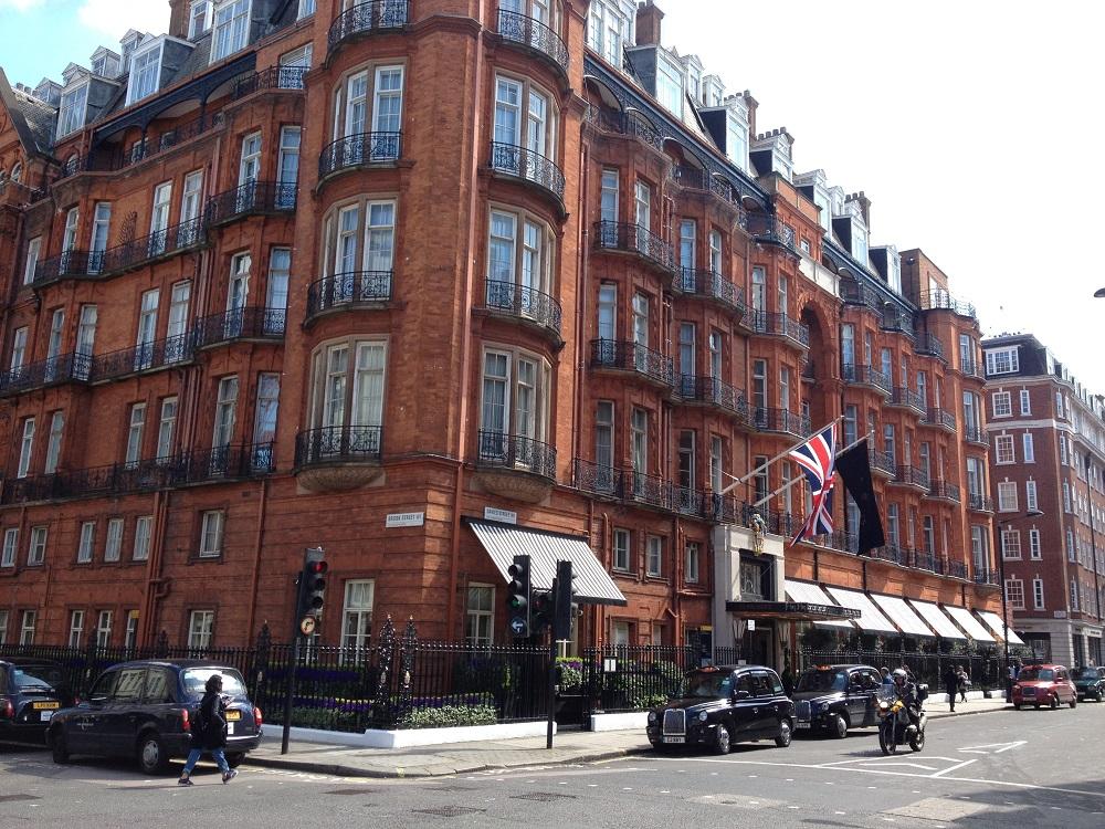 Claridge's, London, England