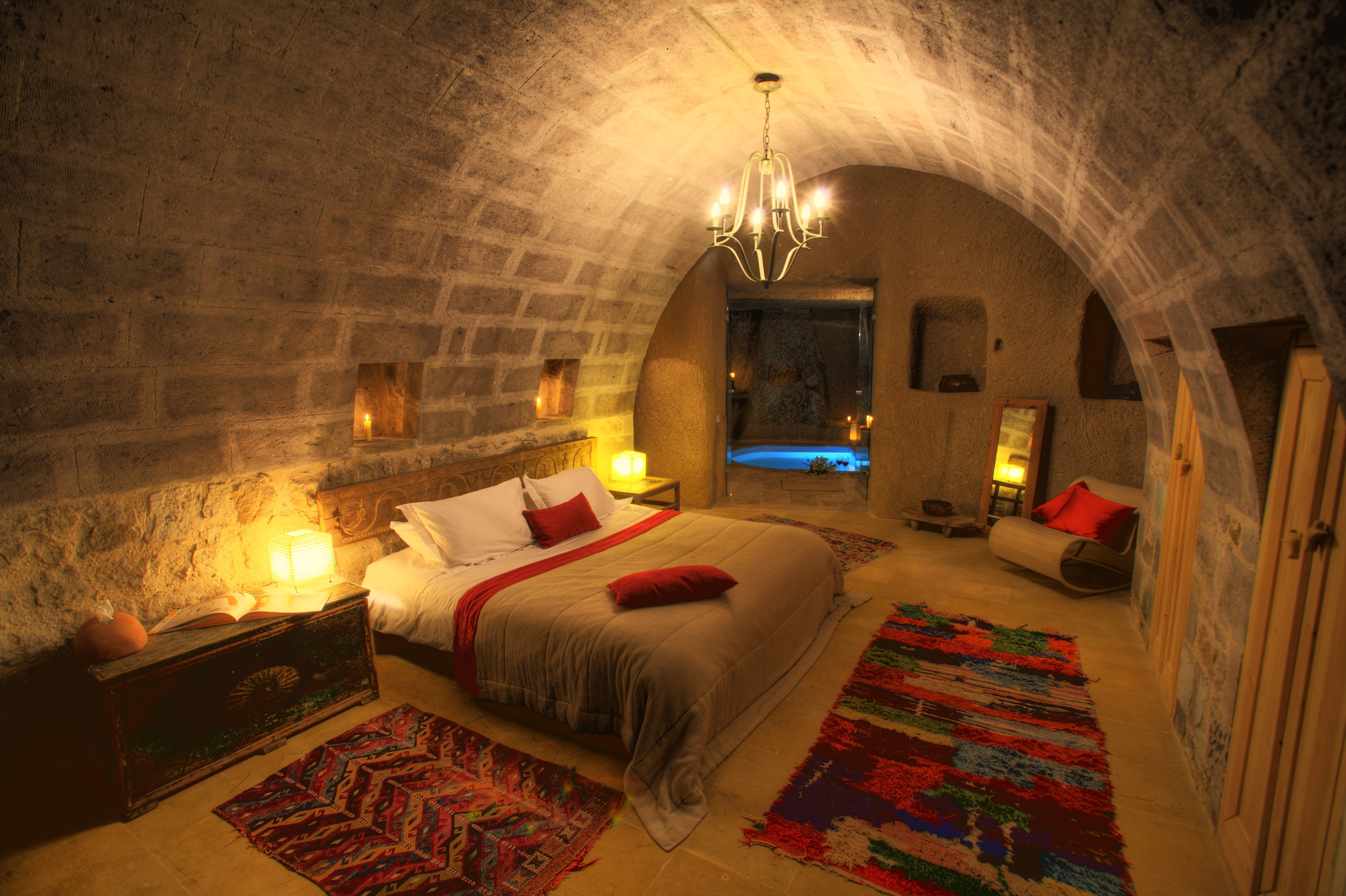 Dream Cave Hotel, Cappadocia, Turkey 2