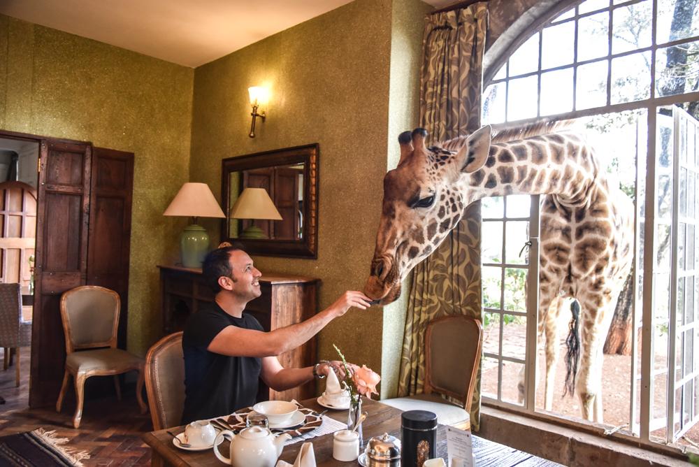 Giraffe Manor, Nairobi, Kenya 2