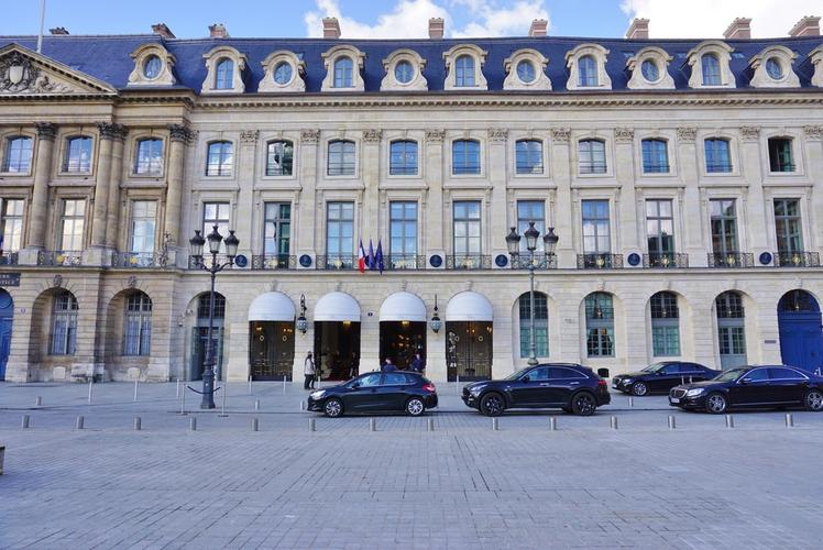 Hotel Ritz Paris, France 2